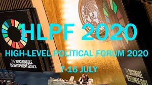 Sodelovanje civilnodružbenih organizacij pri poročanju o prostovoljnih nacionalnih pregledih na Političnem forumu na visoki ravni