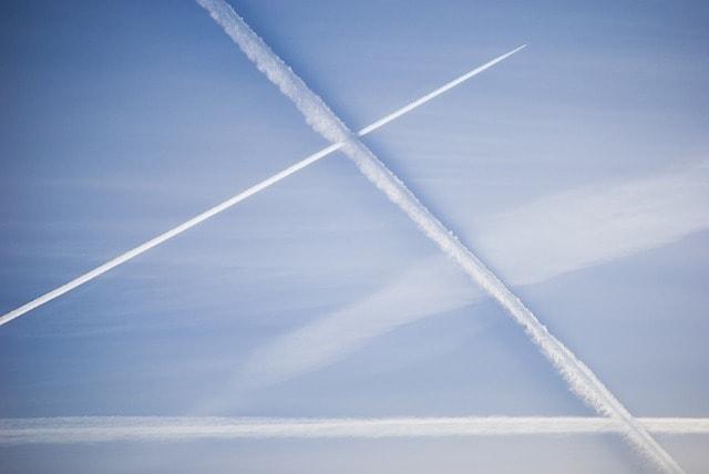 Več o onesnaževanju letalskega prometa