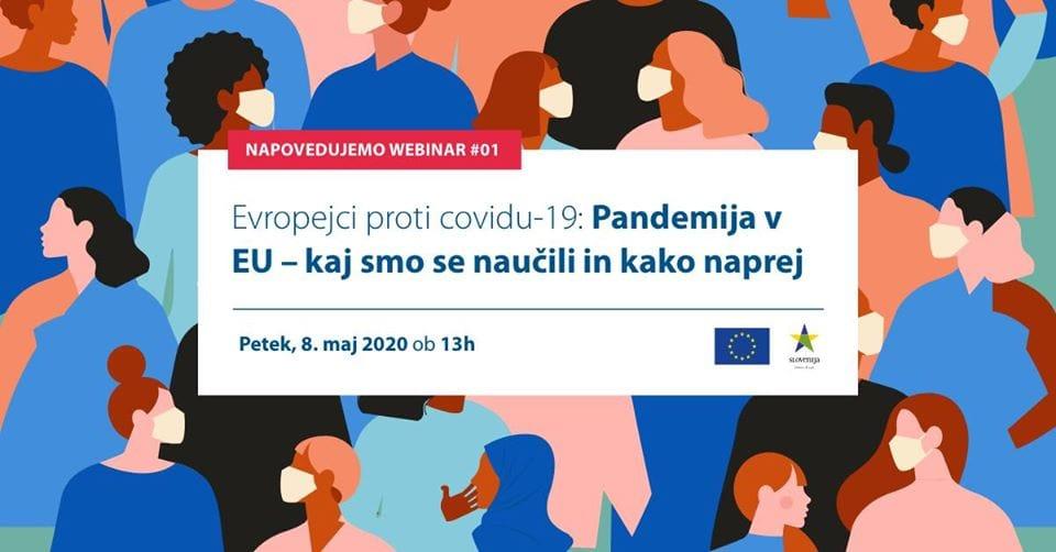 Pandemija v EU – Kaj smo se naučili in kako naprej