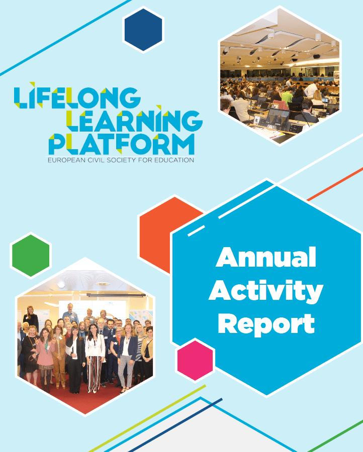 Letno poročilo o delovanju Platforme za vseživljenjsko učenje