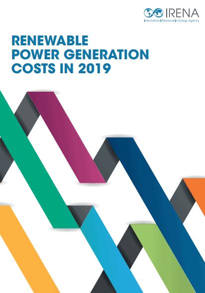 Publikacija o stroških obnovljive energije