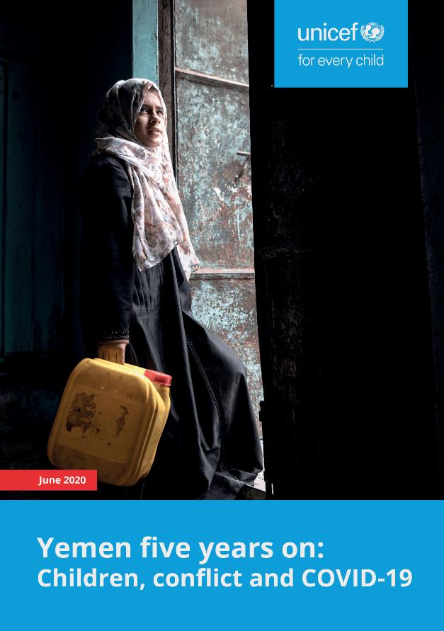 UNICEF je objavil poročilo o razmerah za otroke v Jemnu
