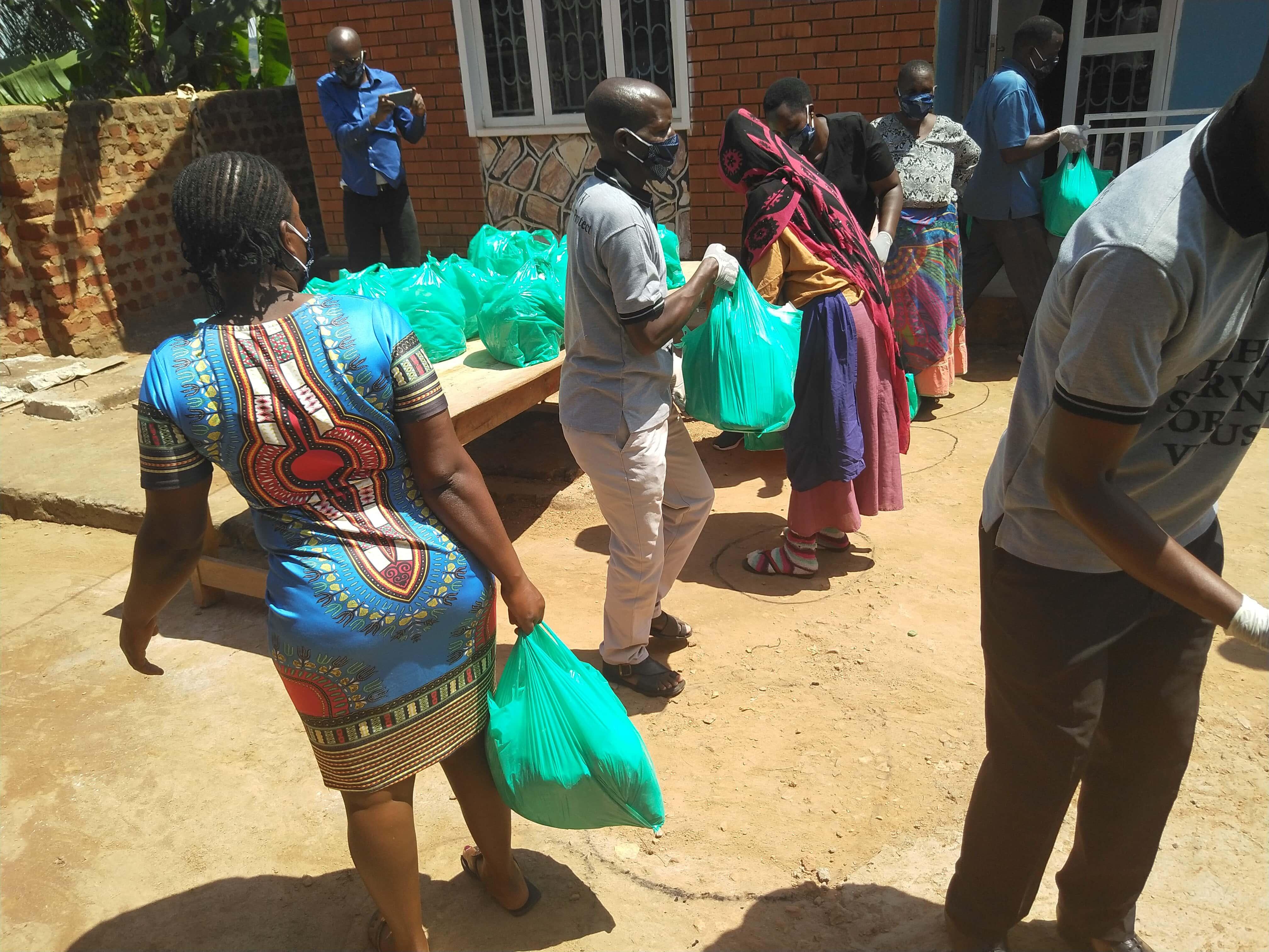 Forum FER blažil posledice koronavirusa v Ugandi