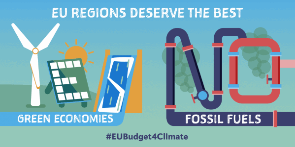 V evropskem skladu za pravični prehod ni mesta fosilnim gorivom