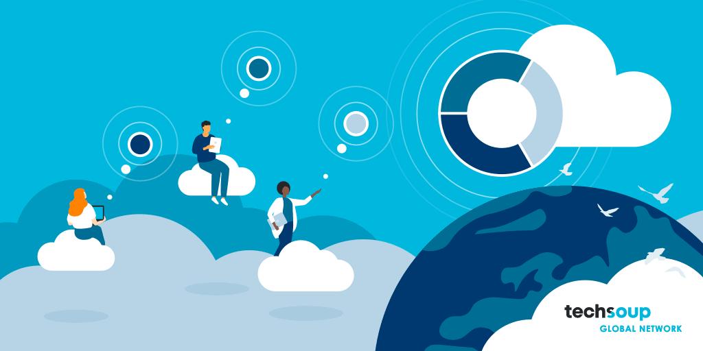 Globalna raziskava TechSoup o tehnoloških izzivih 2020