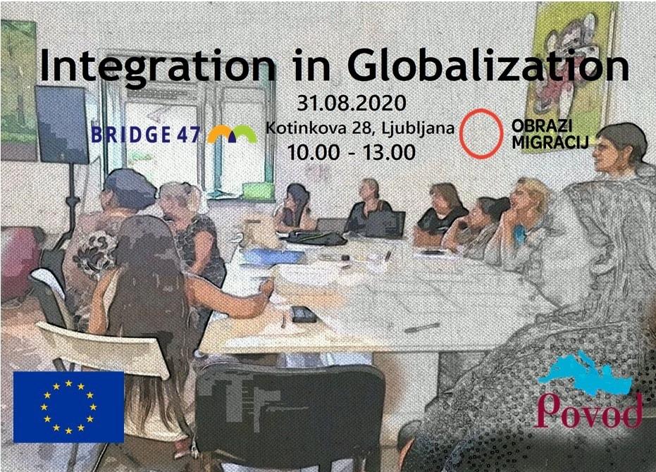 """Delavnica """"Vključevanje v času globalizacije"""""""