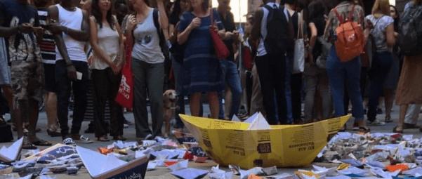 Mednarodni razpis za organizacijo vseevropskega uličnega festivala