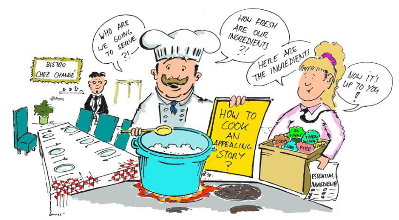 """Kako postati """"klimatski kuhar"""" in se izogniti katastrofam"""
