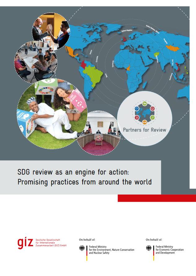 Vloga prostovoljnih nacionalnih pregledov pri uresničevanju ciljev trajnostnega razvoja