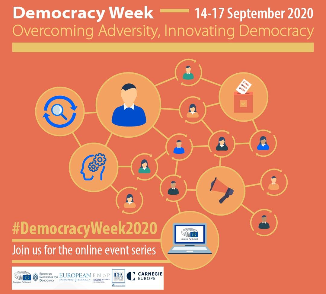 Teden demokracije: kako se spopadamo s COVID-19 v demokracijah