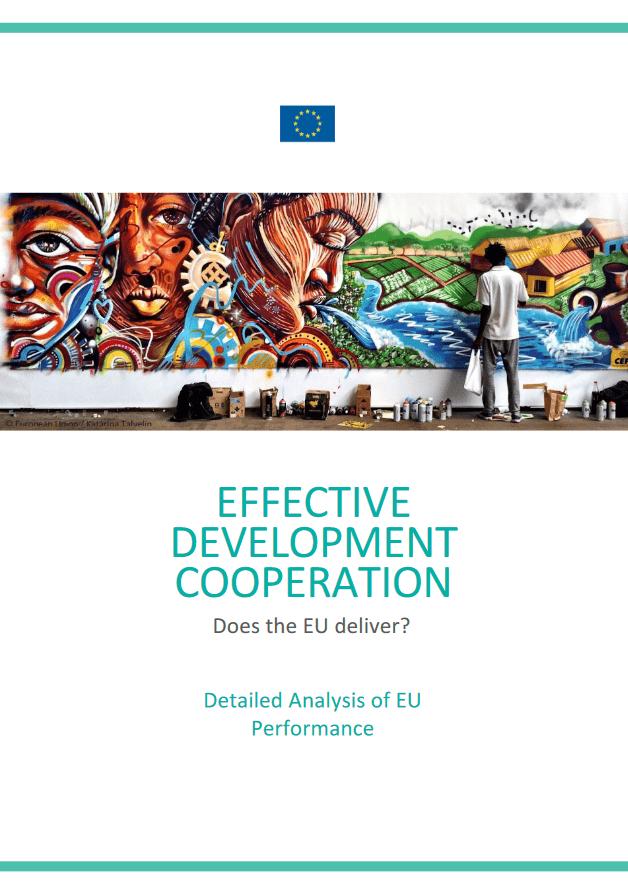 Izšlo je poročilo o tem, kako uspešno uveljavlja EU svoja načela učinkosti na področju razvojnega sodelovanja