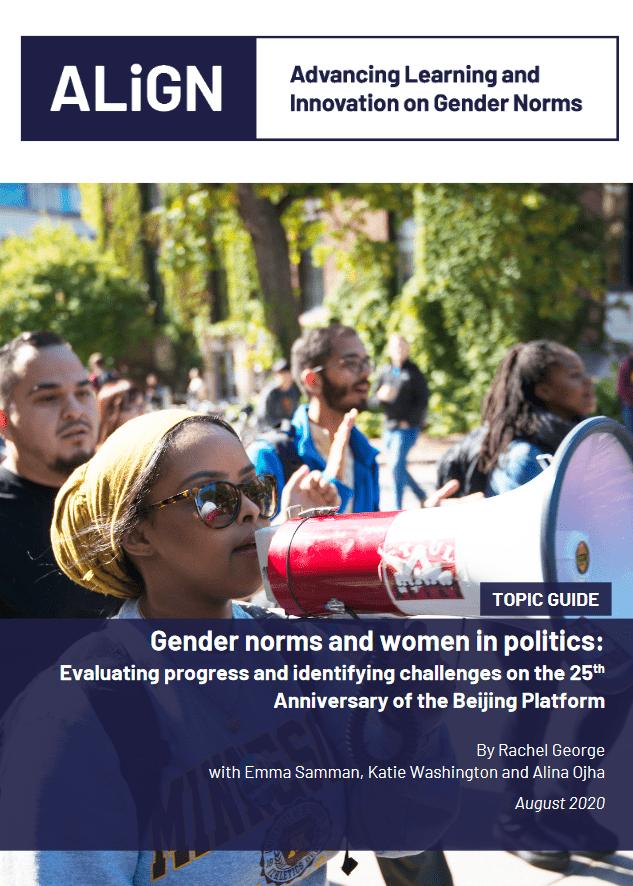 Raziskovalci ugotavljajo, da je politika še vedno prostor moških