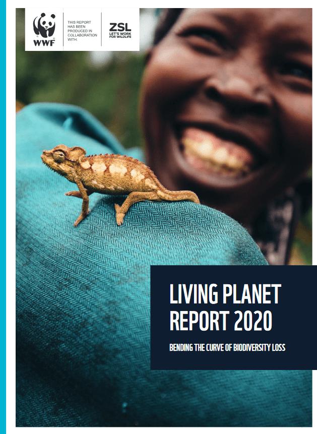 Svetovna organizacija za varstvo narave WWF je objavila poročilo o stanju planeta 2020
