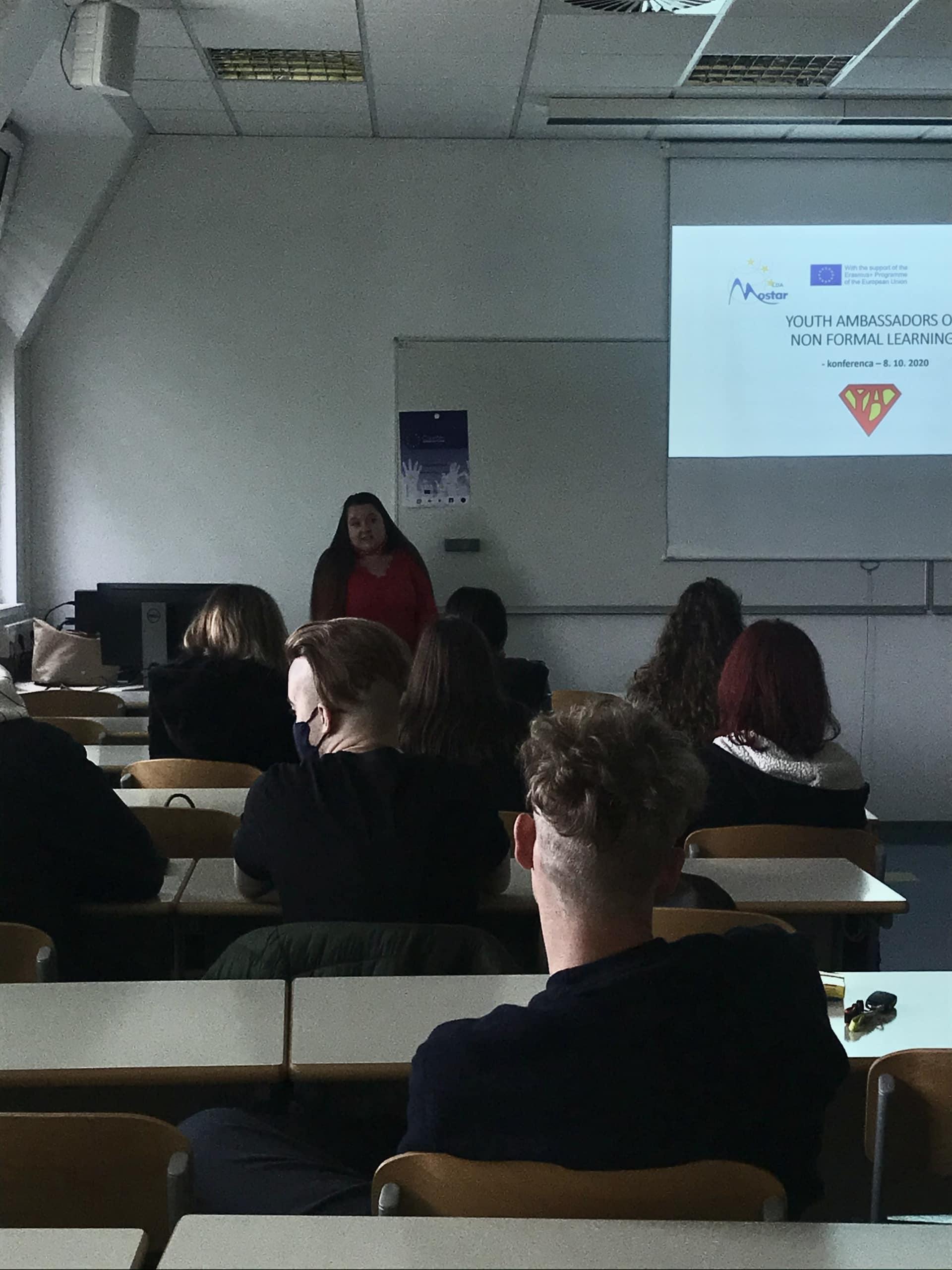 DRPD izvedel konferenco o pomenu neformalnega izobraževanja