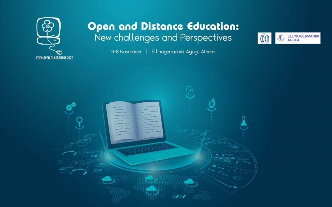 Konferenca o novih izzivih in perspektivah odprtega učenja in izobraževanja na daljavo