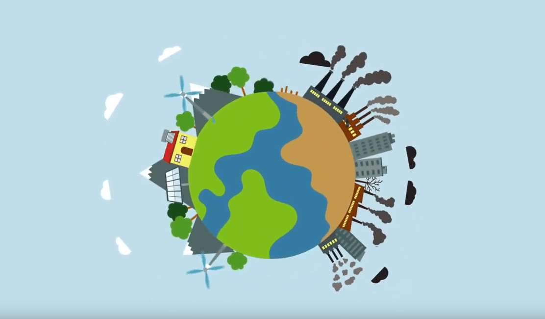 Ozaveščevalni video o planetu in globalnih ciljih za otroke