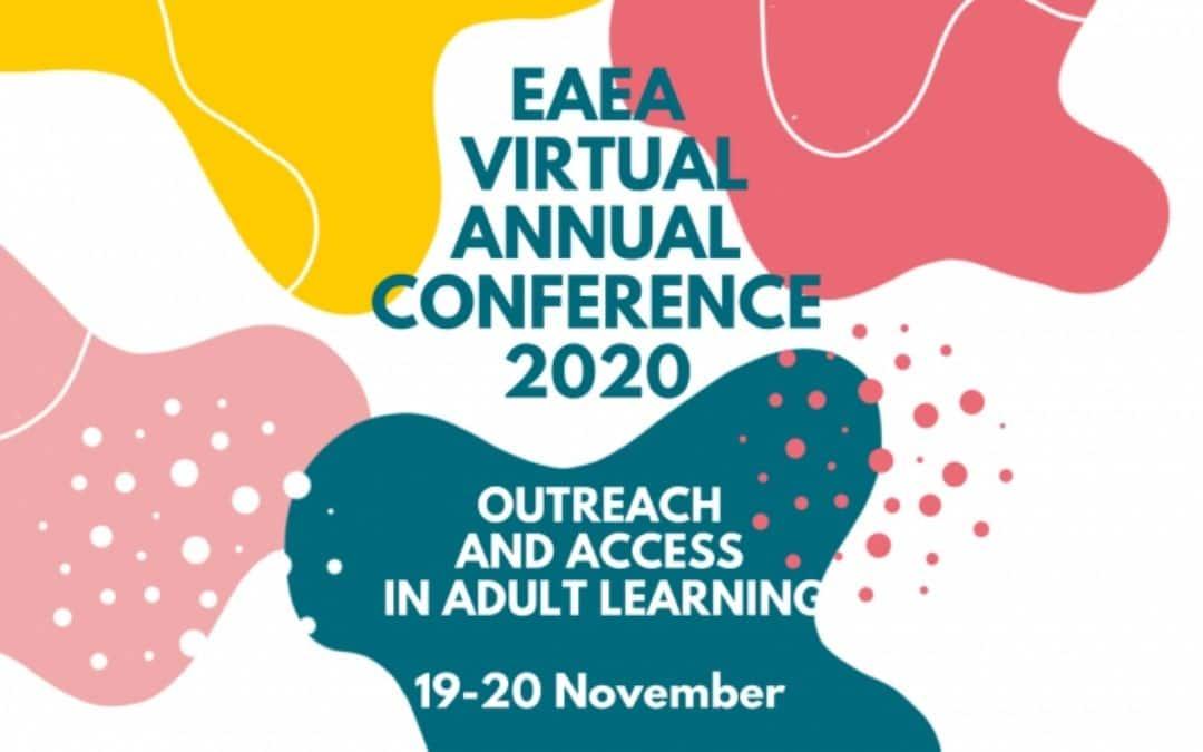Letna konferenca EAEA – o izzivih in priložnostih za doseganje in dostop odraslih do učenja