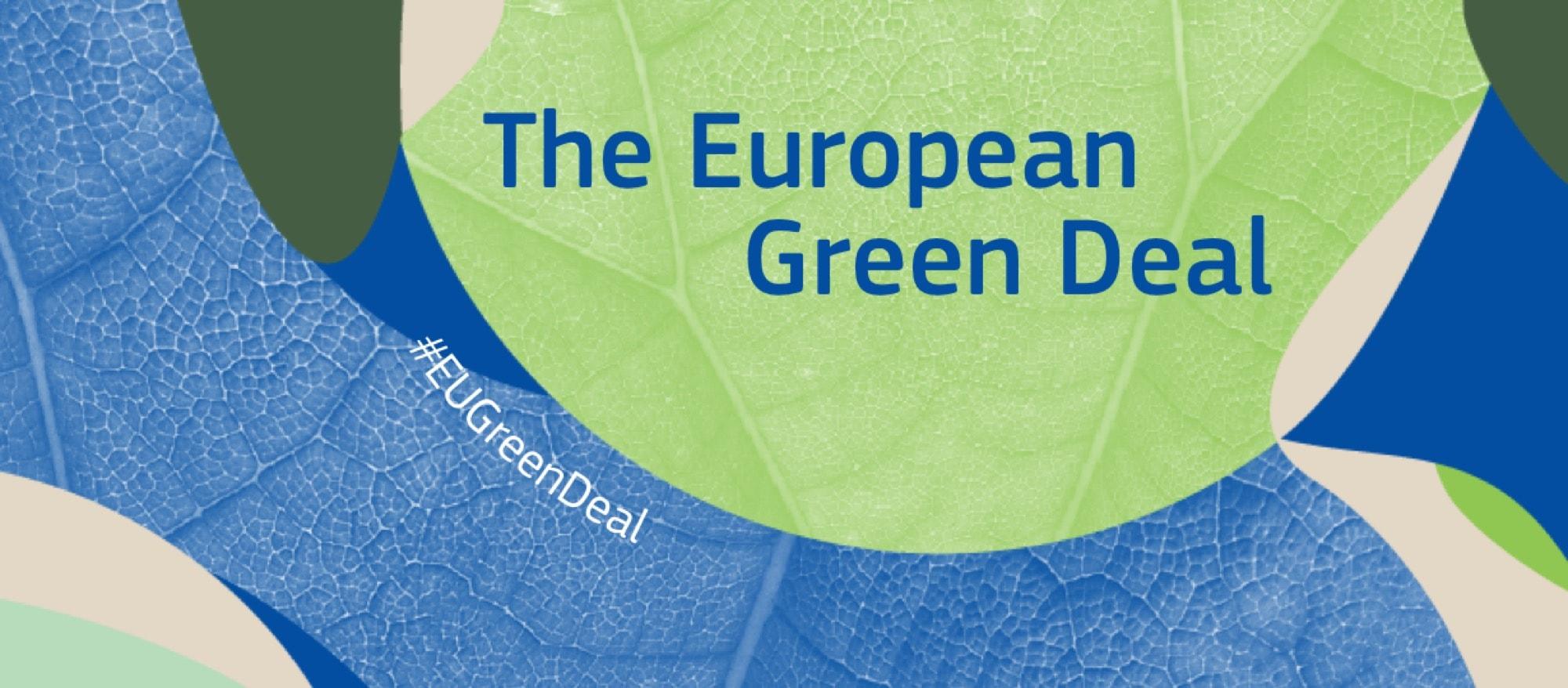 Zoom usposabljanje: Razvojno sodelovanje in Evropski zeleni dogovor – perspektiva