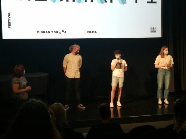 Kratki filmi #MigratED tudi na Festivalu migrantskega filma