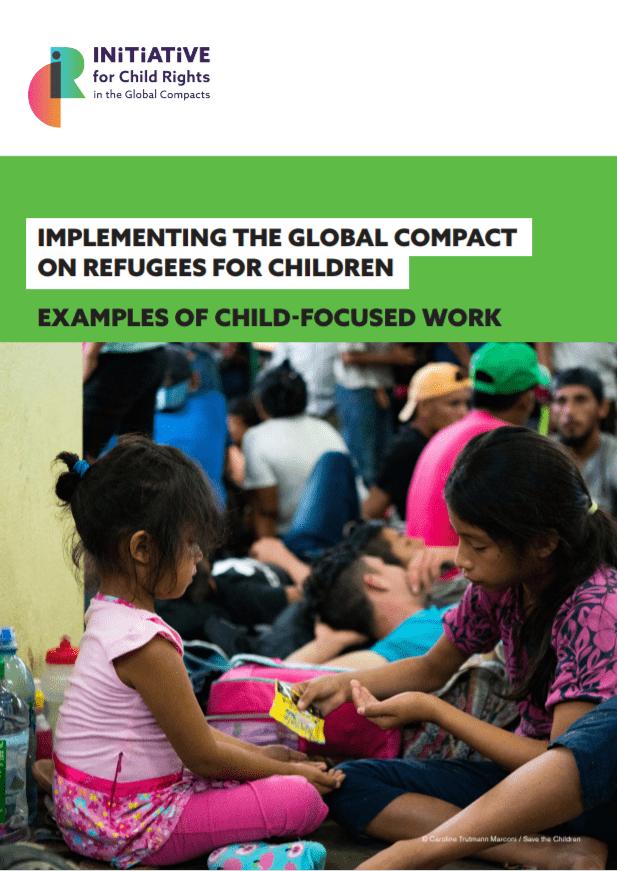 Implementacija globalnega dogovora o otrocih beguncih
