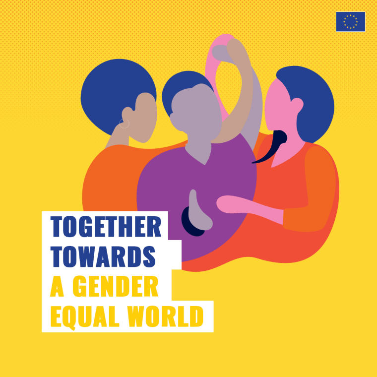 Akcijski načrt za enakost spolov – pravice žensk in deklet v središču globalnega okrevanja za resnično enakost spolov po vsem svetu