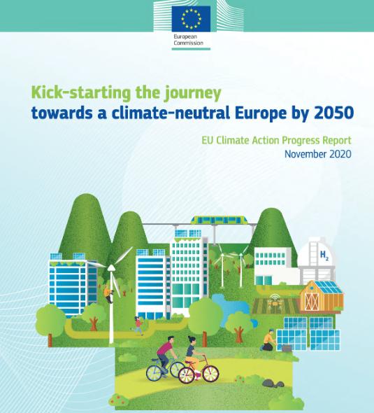 V letu 2019 najnižje emisije toplogrednih plinov v EU v zadnjih treh desetletjih