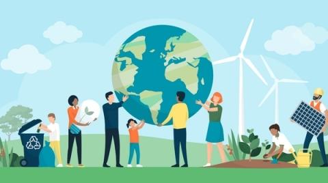 Evropski podnebni pakt: krepitev vloge državljanov pri oblikovanju bolj zelene Evrope