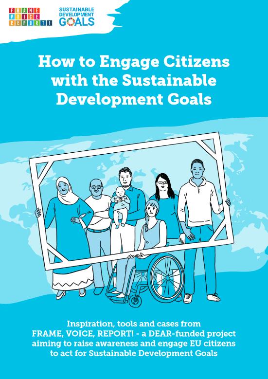 Kako državljanom približati cilje trajnostnega razvoja?