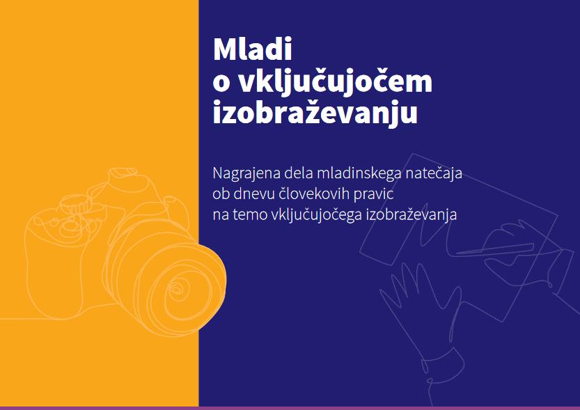 Izšla publikacija Mladi o vključujočem izobraževanju