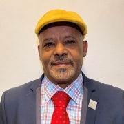 mag. Eyechew Tefera, predsednik Društva Afriški center