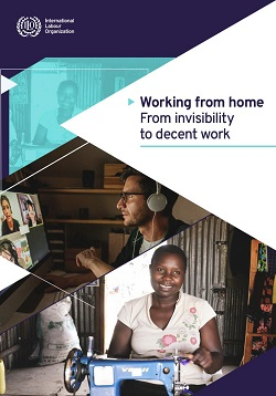 Poročilo ILO Delo od doma