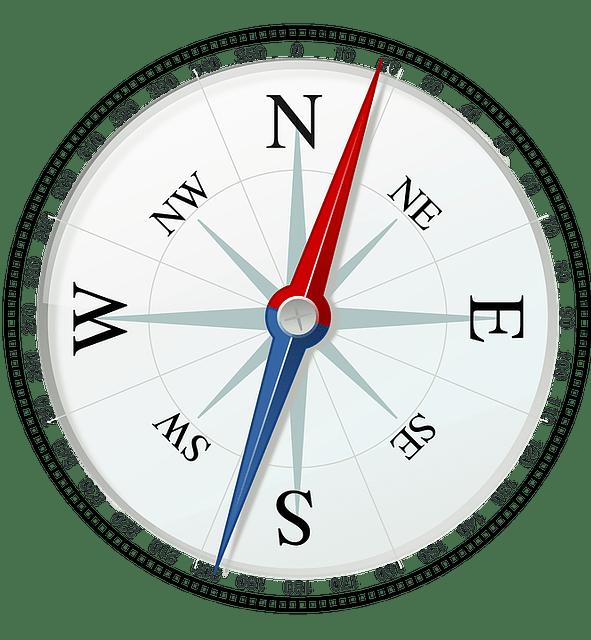 Kompas, ki nas usmerja