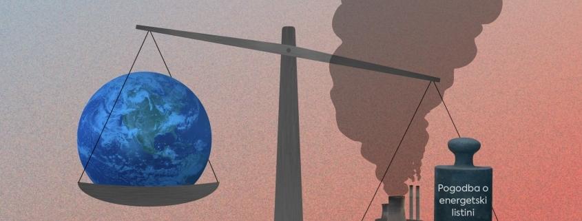 Umanotera vabi k podpisu peticije za izstop iz Pogodbe o energetski listini