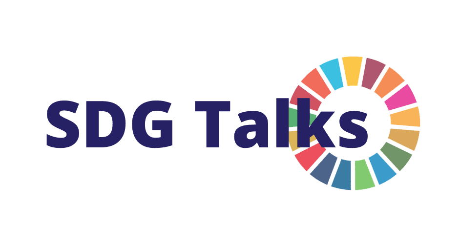 SDG Talks logo wide