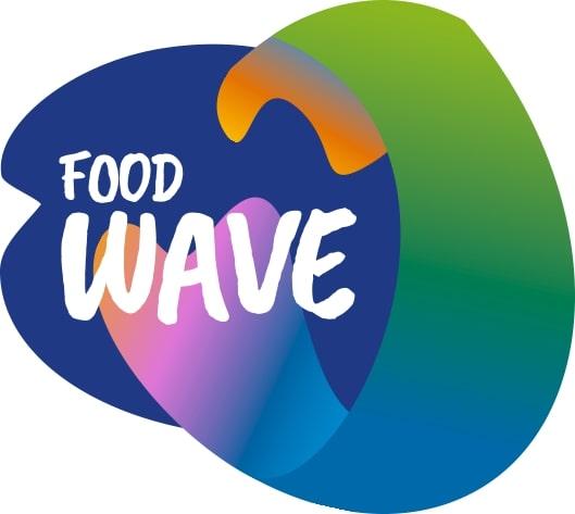Food Wave logotip