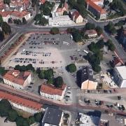 Nemška Jena je eden najbolj znanih primerov novega urbanega planiranja, ki upošteva vpliv podnebnih sprememb. Vir: Climate Adapt