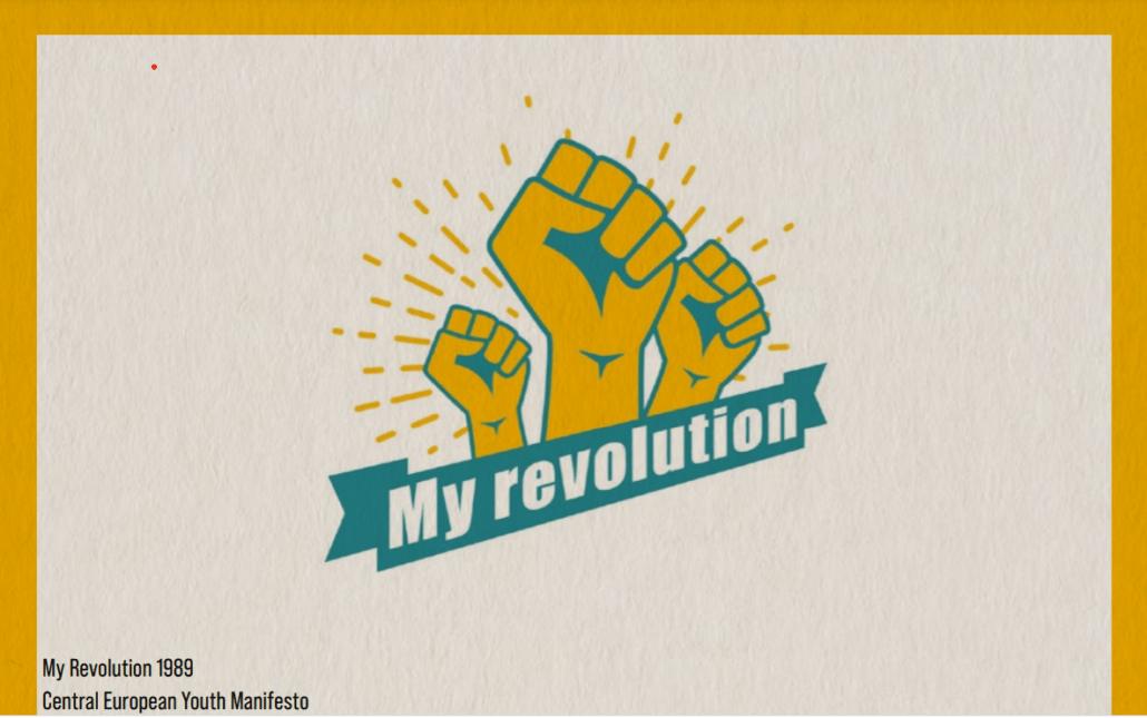 #MyRevolution Manifesto 3.0: Mladi kritični do družbeno-gospodarskega sistema