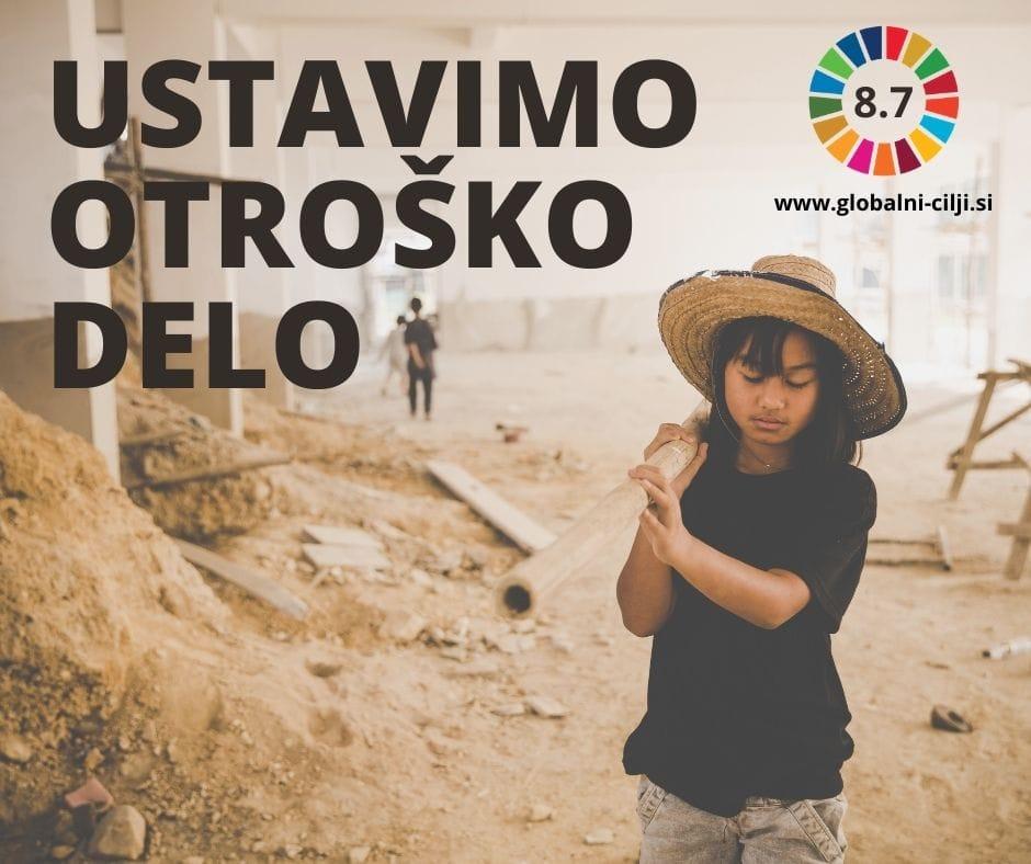 Nov zagon ZN za odpravo otroškega dela