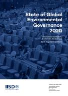 Poročilo o globalnem upravljanju z okoljem