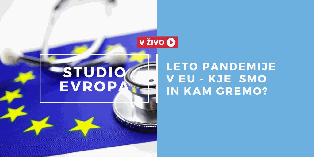 Leto pandemije v EU: kje smo in kam gremo