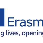 Erasmus plus logotip