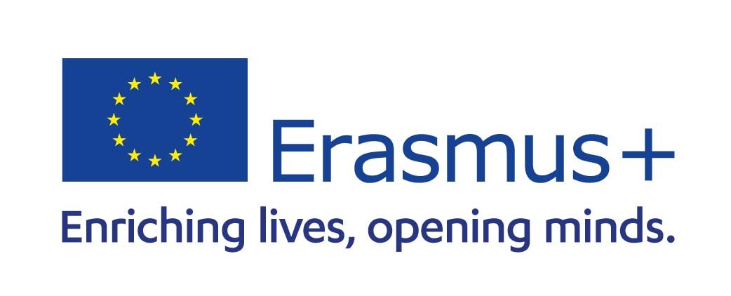 Erasmus plus logotip