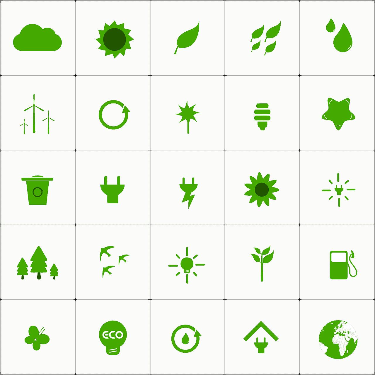Zelene rešitve. Vir: Pixabay