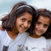 Migrantski deklici. Vir: Pixabay