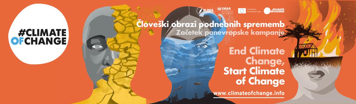 Climate of Change. Avtor: Dorijan Šiško