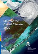 Podnebna kriza se je leta 2020 neusmiljeno okrepila