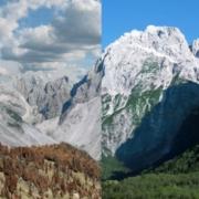 Razstava Umanotere Na sončni strani Alp