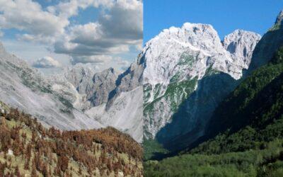 Na vroči strani Alp – življenje v času podnebnih sprememb v parlamentu