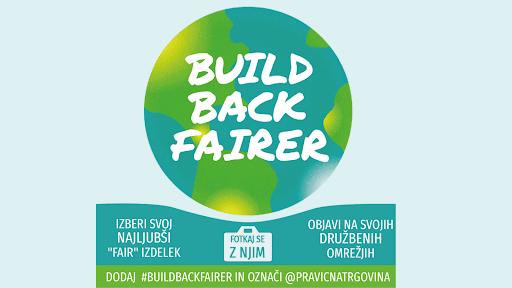 #BuildBackFairer – za pravičnejšo obnovo sveta po pandemiji