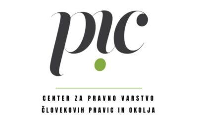 PIC – center za pravno varstvo človekovih pravic in okolja